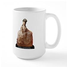 Marie Antoinette Doomed Queens oversize mug