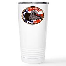 USS Scranton SSN 756 Travel Coffee Mug