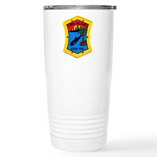 USS Miami SSN 755 Travel Coffee Mug