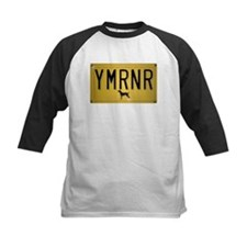 YMRNR License Plate Tee