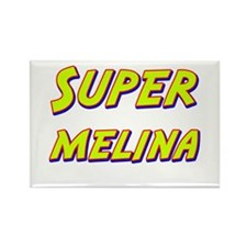 Super melina Rectangle Magnet