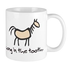 Long in the Tooth Small Mug
