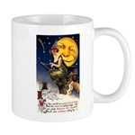 Witches Riding By Mug