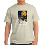 Witches Riding By Light T-Shirt