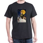 Witches Riding By Dark T-Shirt
