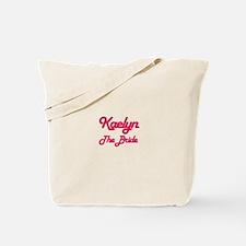 Kaelyn - The Bride Tote Bag