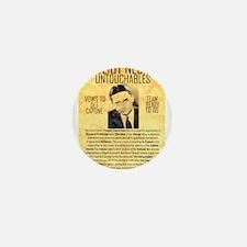 Eliot Ness Mini Button (100 pack)