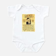 Eliot Ness Infant Bodysuit