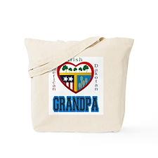 Irish Dakotan Grandpa Tote Bag