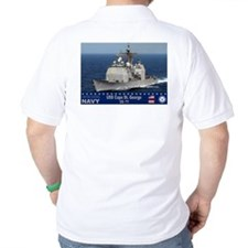 USS Cape St. George CG-71 T-Shirt