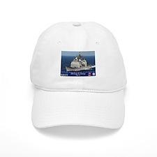 USS Baseball Cape St. George CG-71 Baseball Cap