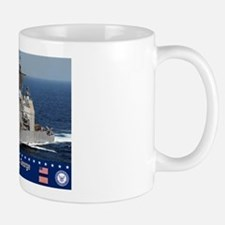 USS Cape St. George CG-71 Small Small Mug