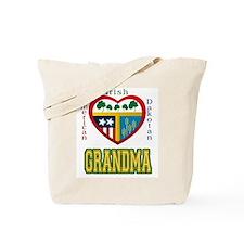 Irish Dakotan Grandma Tote Bag