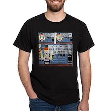 Pondering Air/Space Museum T-Shirt