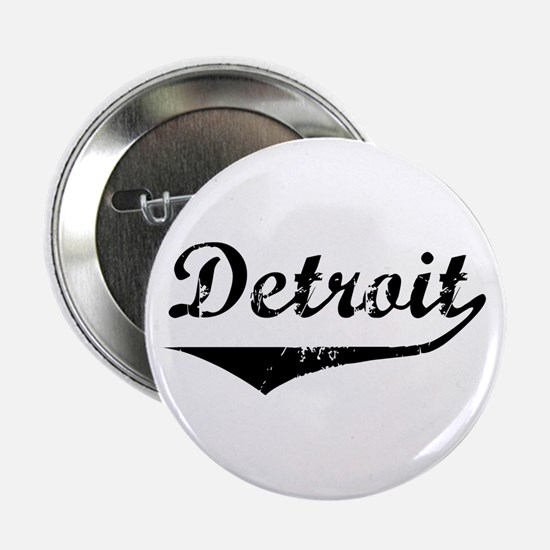 "Detroit 2.25"" Button"