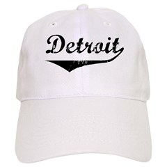 Detroit Baseball Cap