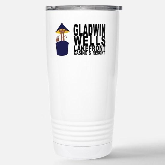 Gladwin Wells Stainless Steel Travel Mug