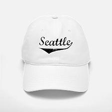 Seattle Baseball Baseball Cap