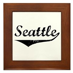 Seattle Framed Tile