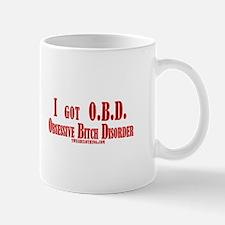 O.B.D. Mug