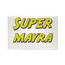 Super mayra Rectangle Magnet