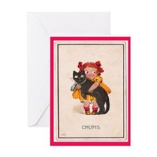 CHUMS Greeting Card