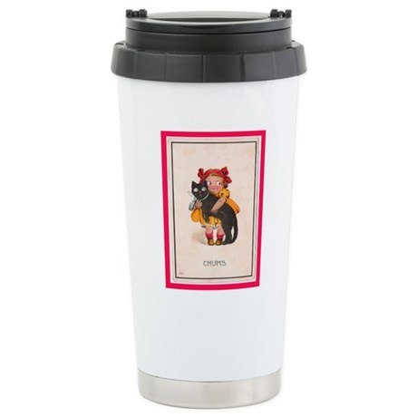 CHUMS Stainless Steel Travel Mug