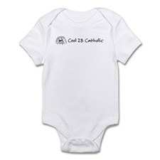 Cool 2B Catholic Infant Bodysuit