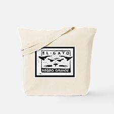 GATO NEGRO Tote Bag