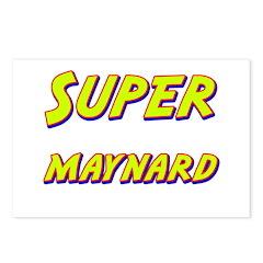 Super maynard Postcards (Package of 8)