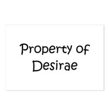 Funny Desirae Postcards (Package of 8)