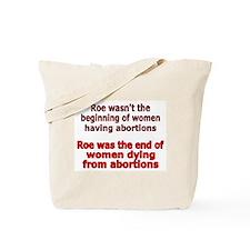 Cute Anti republican Tote Bag