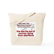 Roe Tote Bag