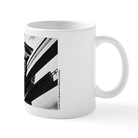 Seattle Space Needle & Monorail Mug