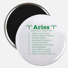 Cute Aries Magnet