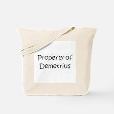Cute Demetrius Tote Bag