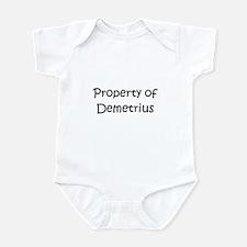 Cute Demetrius Infant Bodysuit