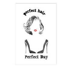 perfect day postcards (Package of 8)