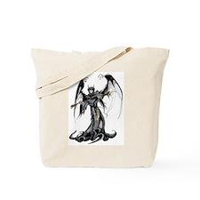 Grim reaper tattoos Tote Bag