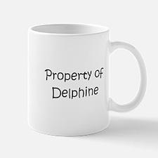 Funny Delphine Mug