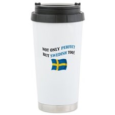 Perfect Swedish 2 Travel Mug