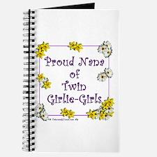 Proud Nana of Girlie Girls Journal