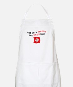 Perfect Swiss 2 BBQ Apron