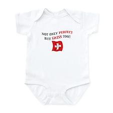 Perfect Swiss 2 Infant Bodysuit