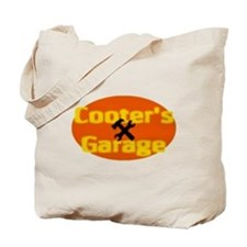 Cooter's Garage Tote Bag