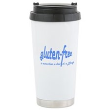 Gluten-Free Lifestyle Travel Mug