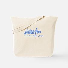gluten-free Lifestyle Tote Bag
