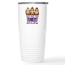 See Speak Hear No Epilepsy 3 Travel Mug