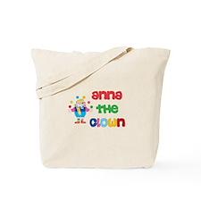 Anna - The Clown Tote Bag