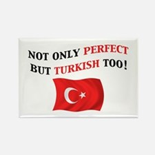 Perfect Turkish 2 Rectangle Magnet